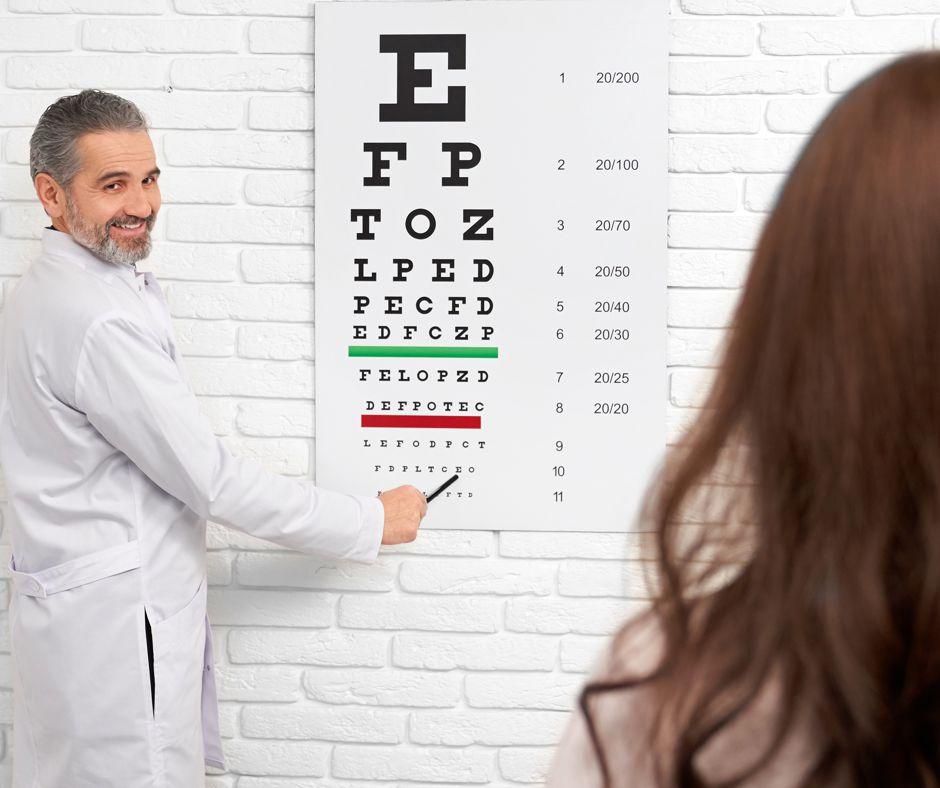 eye specialist near me