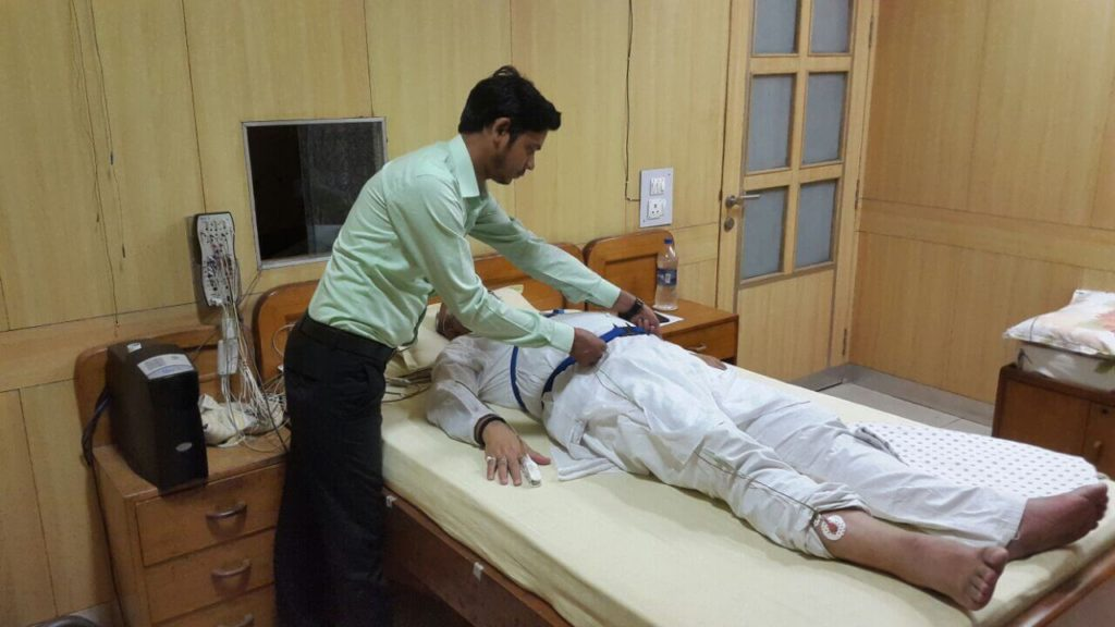 sleep center in Lucknow