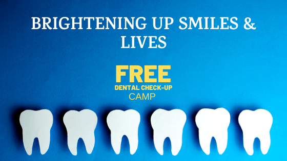 Free Dental Camp In Midland Hospital