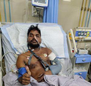 Patient Story - Narsingh - Midland hospital